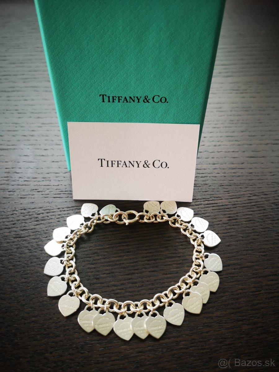Tiffany náramok