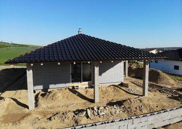 TRNAVA REALITY -  Vám EXKLUZÍVNE ponúka na predaj novostavbu rodinného domu pre najnáročnejšieho kli