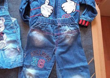 Balík oblečenia pre 1-2 ročného chlapca