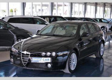 Alfa Romeo 159 1,9 JTDm Aut.klima