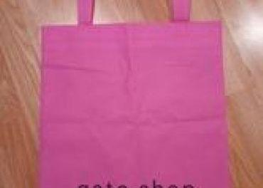 Tašky gate shop čiernu, ružovú