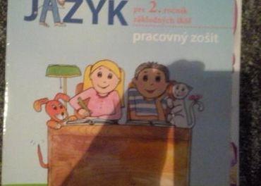 slovenský jazyk - 2 ročník