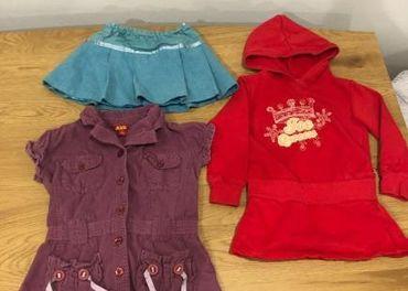 Balík oblečenia pre dievčatko 4