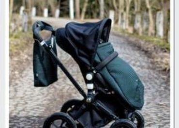 fusak smaragd Pinkie plus taška na kočik Baby Ono