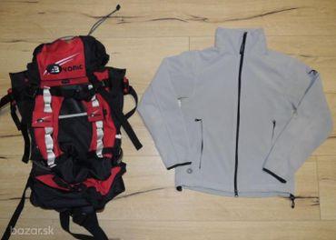 Dámska mikina Salewa Gust SB Lady+turistický batoh