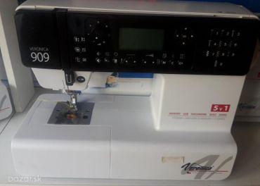 šijaci a vyšívací stroj VERONICA 909