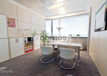 DOMIOS  prenájom špičkových klim. kancelárií v BC v širšom centre (6.600 m2, výťah, parking)