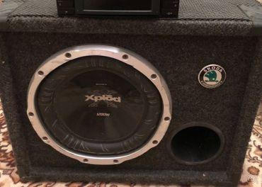 SONY X-PLOD 1200w