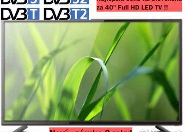 """Televízor VoV 40"""" Full HD 101,6 cm uhlopriečka"""