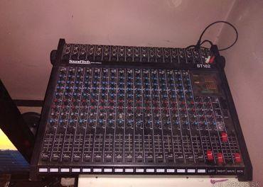 mix pult soundtech