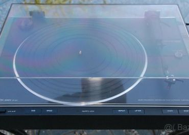 Gramo DENON DP 23 F s Ortofon OMB 10