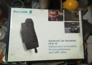 Rarita hlasita sada na ERICSSON typ HCA-10