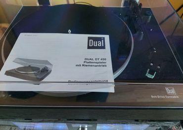 Gramofón Dual DT450