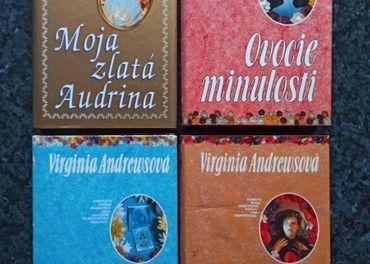 ANDREWSOVÁ, FIELDINGOVÁ, GILLEROVÁ, BROWNOVÁ, SCOTTOLINE ...