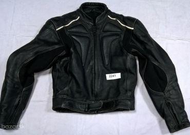 Moto kožená bunda PROBIKER, veľ. 52, č.2241