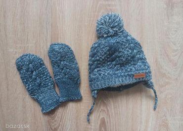 Čiapočka a rukavice