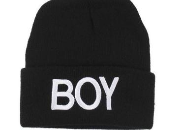 Detská zimná čiapka Boy