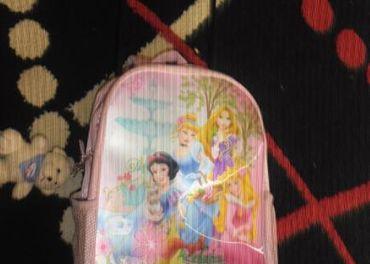 barbie školská taška na kolieskach