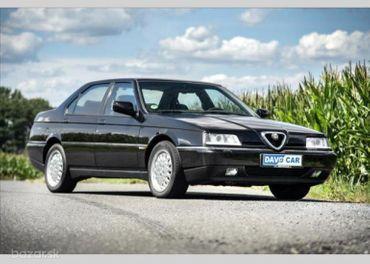 Alfa Romeo 164 3,0 V6 Super Kůže