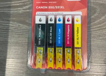 Canon 550/551XL