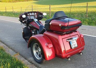 Harley-Davidson FLHTCUTG Tri Glide Ultra Clc-odpoč.DPH