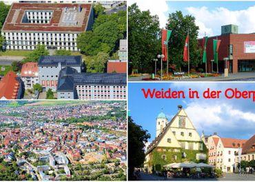 Weiden in der Oberpfalz - opatrovanie pri českých hraniciach