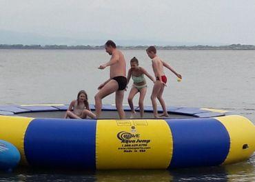 Zábava na vode