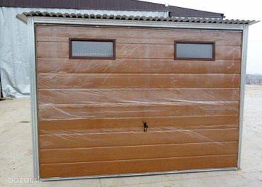Príležitosť Plechová garáž 3x5m