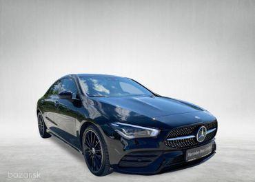 Mercedes-Benz CLA 200 d kupé