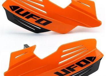 UFO VULCAN univerzálne chrániče páčok - oranžové