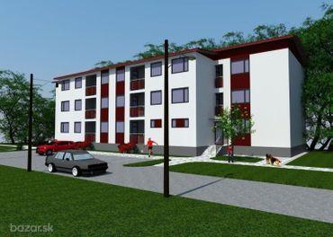 TOP Realitka – TOP AKCIA  – Exkluzívne – Veľký projekt na krásnych 19 bytov! ÚP 915,50m2, pozemok 14