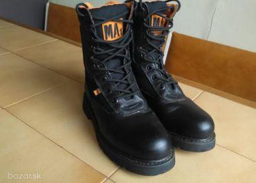 Panska takticka obuv MA1 MILTEC.