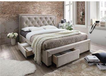 Nová-Manželská posteľ 160 cm OREA