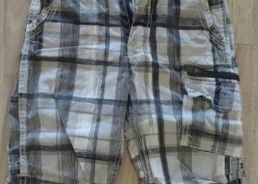 3/4 chlapčenské nohavice - veľ. 98