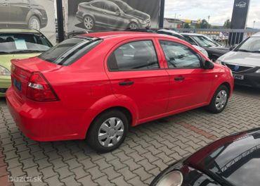 Chevrolet Aveo 1.2i SK ŠPZ !!!AKCIA 12 mesačná záruka!!!
