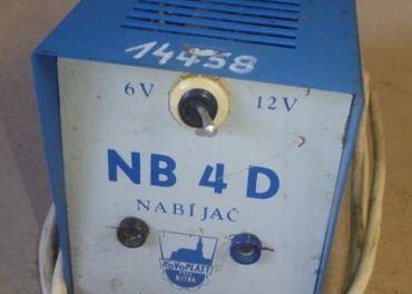 Nabíječka NB4D (9120.)