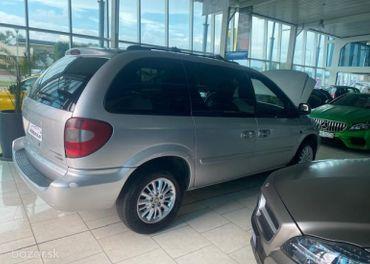 Chrysler Voyager 2.8 CRD LX AT 7-miestne SK ŠPZ !!!AKCIA 12 mesačná záruka!!!