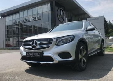 Mercedes GLC 250 d 4MATIC