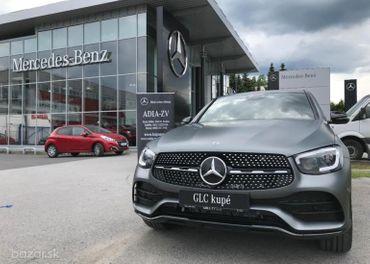 Mercedes GLC 300 4MATIC kupé