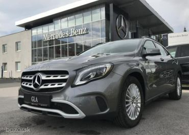 Mercedes GLA trieda  200 d