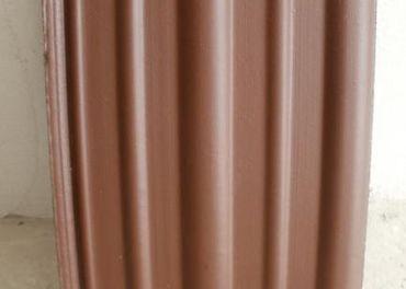 strešná krytina hnedá 200ks