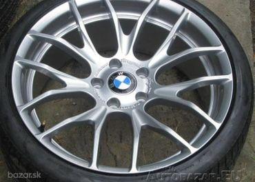 BMW E60 530d 5 Breyton GTS 19  R19