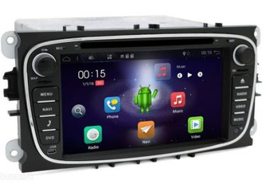 7Android - Ford oválny - GPS, WIFI, USB, BT