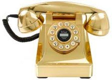 Predám pekné telefónne