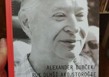 Alexander Dubček / Rok dlhší ako storočie--2015--Ľ