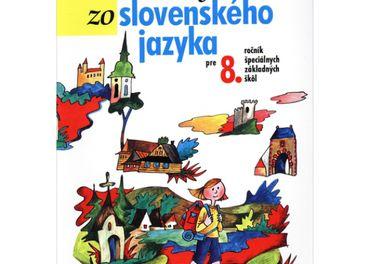 PZ zo slovenského jazyka pre 8. ročník ŠZŠ