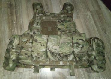 Predám vestu warrior assault systems ricas a sumky