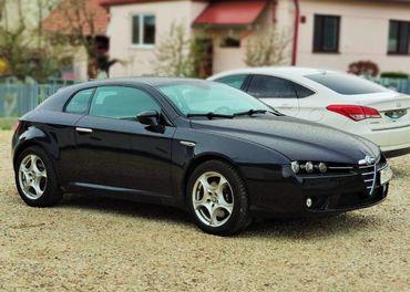 Alfa Romeo Brera 2.4 JTD 20V Sky View