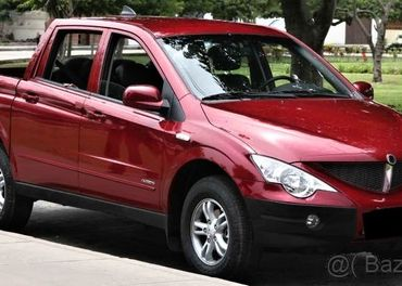 SsangYong Actyon Sports 4x4 Pick-up