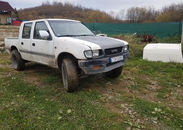 Opel campo offroad